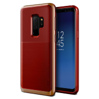 Чехол VRS Design High Pro Shield для Galaxy S9 Plus Red Blush Gold