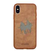 Чехол Santa Barbara Polo & Racquet Club Umbra для iPhone X Коричневый
